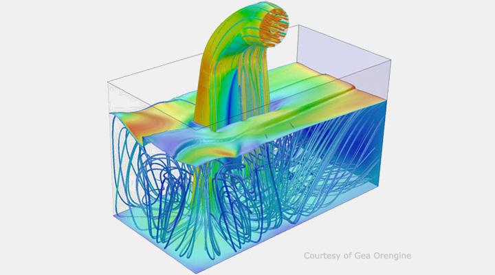 Progettazione Industriale e Analisi Fluidodinamica